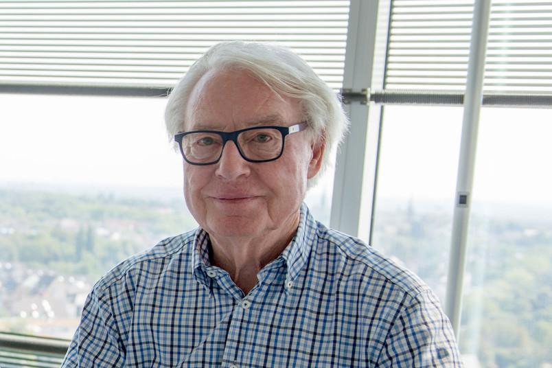 Ehrenpreis für Dr. Horst Görtz