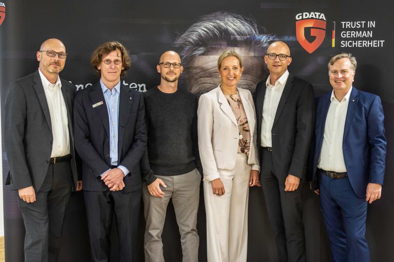 Tatkräftige Verstärkung für den Kampf gegen Cyberkriminalität - G Data Mitglied bei eurobits e.V.