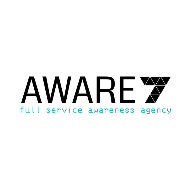 Aware 7 - full service awareness agency