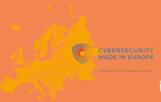 "Partnernews G DATA   G DATA erhält ECSO-Gütesiegel ""Cybersecurity Made in Europe"""