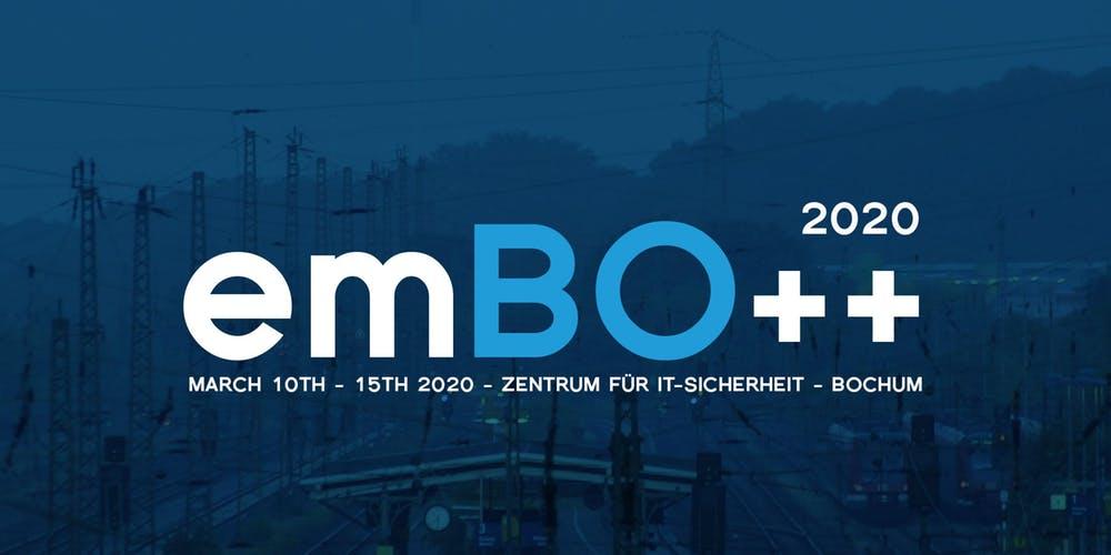 emBO++ 2020