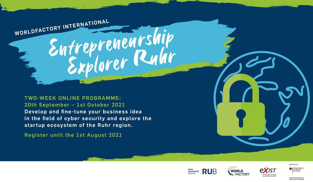 Entrepreneurship Explorer Ruhr