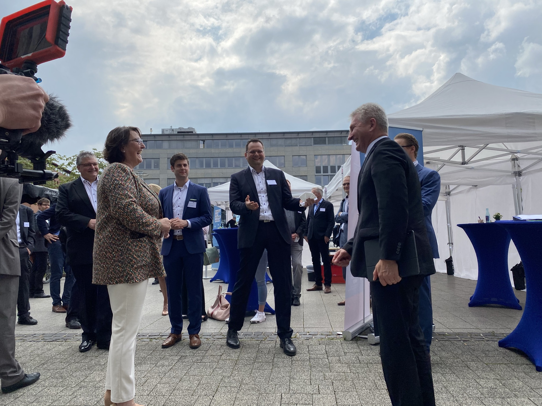 DIGITAL.SICHER.NRW – Kompetenzzentrum für Cybersicherheit in NRW in Bochum offiziell eröffnet