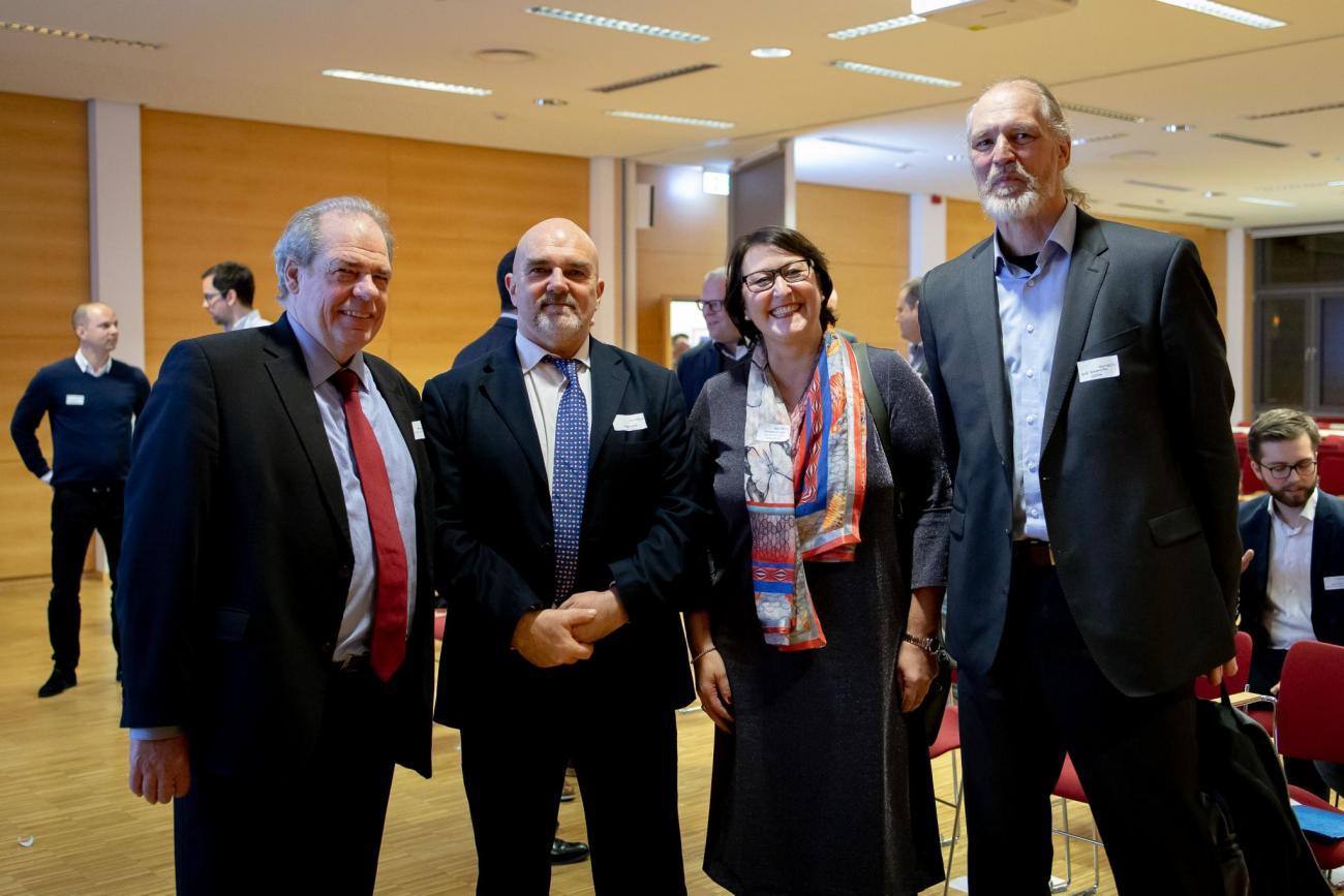 17. Jahresausklang des eurobits e.V. in Bochum