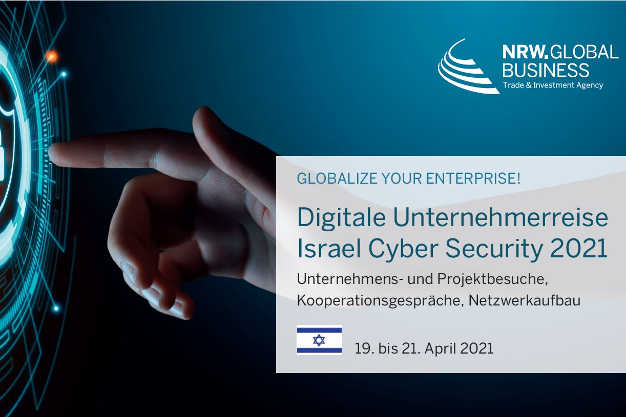 Digitale Unternehmerreise Israel Cyber Security 2021