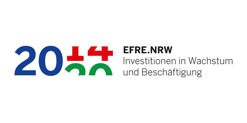 EFRE.NRW - Investition in Wachstum und Beschäftigung