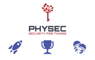 Physec gewinnt European Cybersecurity Startup Award