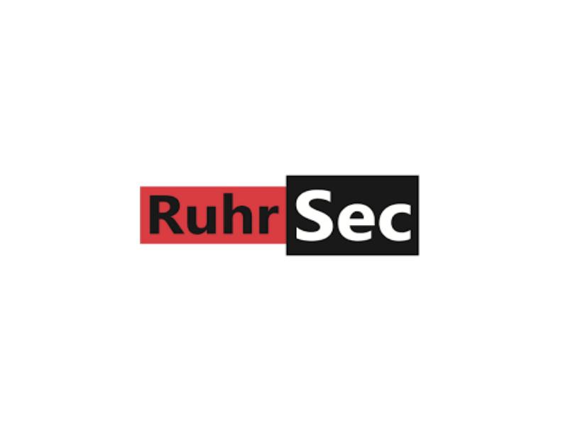 RuhrSec - Konferenz für IT-Sicherheit