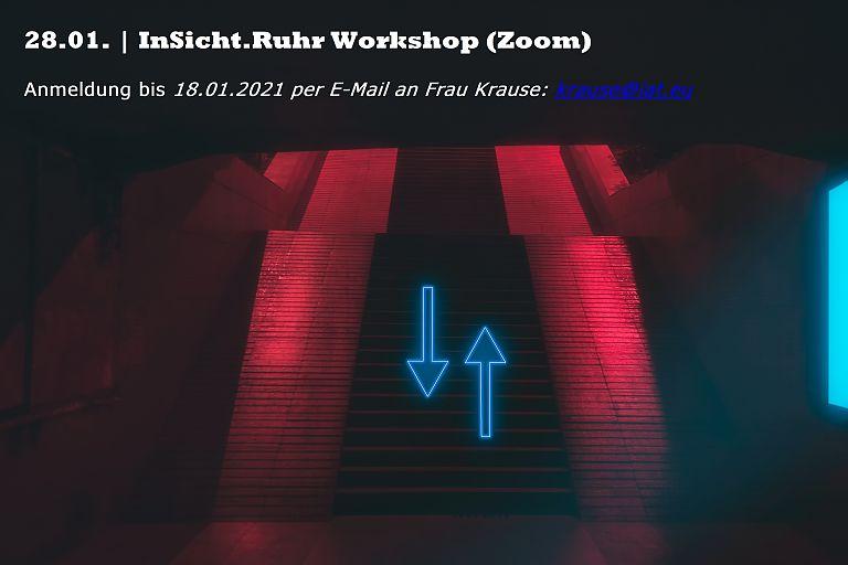 InSicht.Ruhr-Workshop
