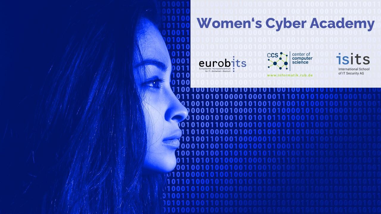 eurobits gründet Women's Cyber Academy zur Förderung von Mädchen und Frauen in der IT-Sicherheit